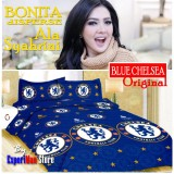 Perbandingan Harga Seprai Bonita Ala Syahrini Original Tipe Blue Chelsea 180 X 200 1Sprai 2Bantal 2Guling Bonita Disperse Di Dki Jakarta