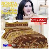 Ulasan Mengenai Seprai Bonita Ala Syahrini Original Tipe Singosari 180 X 200 1Sprai 2Bantal 2Guling