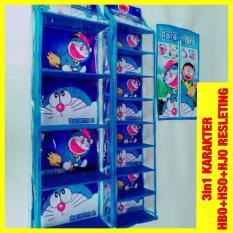 Beli Set 3In1 Rak Sepatu Rak Tas Rak Jilbab Gantung Hjo Hbo Hso Karakter D Emon Z0025A Murah Jawa Timur