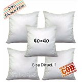 Jual Set Bantal Sofa 40X40 Bantal Polos Bantal Kursi Import