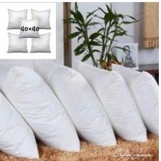 Set Bantal Sofa 40x40 - Dalaman Bantal kursi  Bantal polos