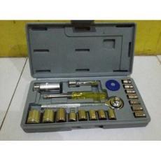 Set Kunci Shock / Kunci Pas / Kunci Ring 21 Pcs VPR Socket Wrench Lengkap