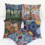 Set 5 Mode Pribadi Wadah Bantal Sofa Sarung Bantal Dekorasi Rumah Tanpa Isi Not Specified Diskon 40