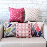 Ulasan Set 5 Pribadi Fashionthrow Bantal Sofa Sarung Bantal Dekorasi Rumah Tanpa Isi