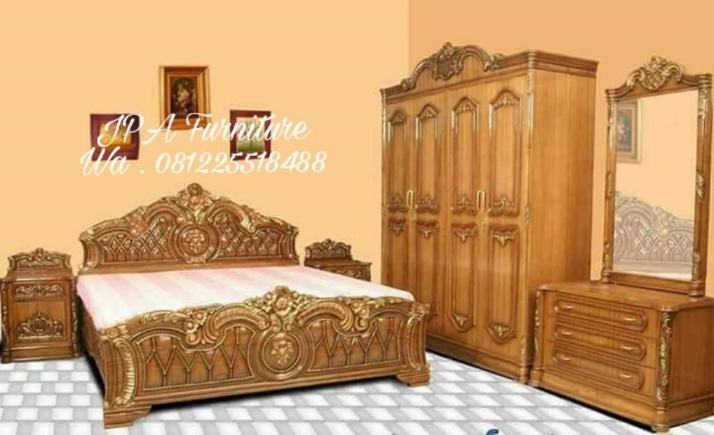 Set tempat tidur ss