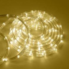 Jual Sevicom Lampu Hias Natal Lampu Selang 10M Rope Light 8 Variasi Warm White Di Bawah Harga