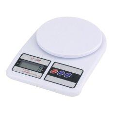 Harga Sf 400 10Kg Timbangan Digital Dapur Putih Original