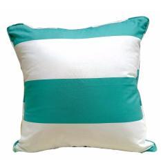 Shafiyyah.Sarban Sarung Bantal Sofa / Kursi 40x40 cm motif Line