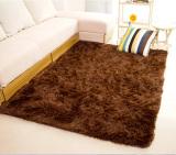 Spesifikasi Berbulu Anti Selip Tikar Karpet Permadani Yang Menutupi Lantai 80 Cm X 120 Cm Coklat Paling Bagus