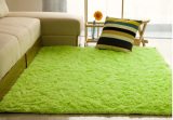 Harga Shaggy Anti Selip Karpet Karpet Lantai Tikar Cover 80X120 Cm Hijau Intl Branded