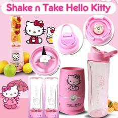 SHAKE TAKE HELLO KITTY 2 CUP BLENDER HK - Prima Mart