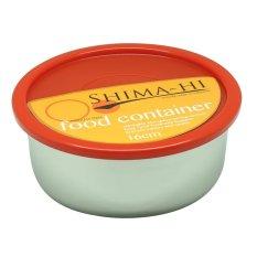 Spesifikasi Shima Hi Canister 16Cm With Lid Merah Yang Bagus