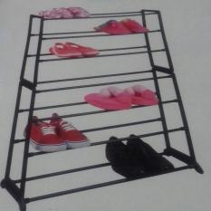 Beli Shoe Rack 7 Layer 21 Pairs Online Terpercaya