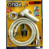 Shower Bidet Wc Onda S75Ncs Premium White Asli