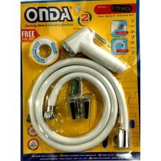 Jual Shower Bidet Wc Onda S75Ncs Premium White Di Dki Jakarta