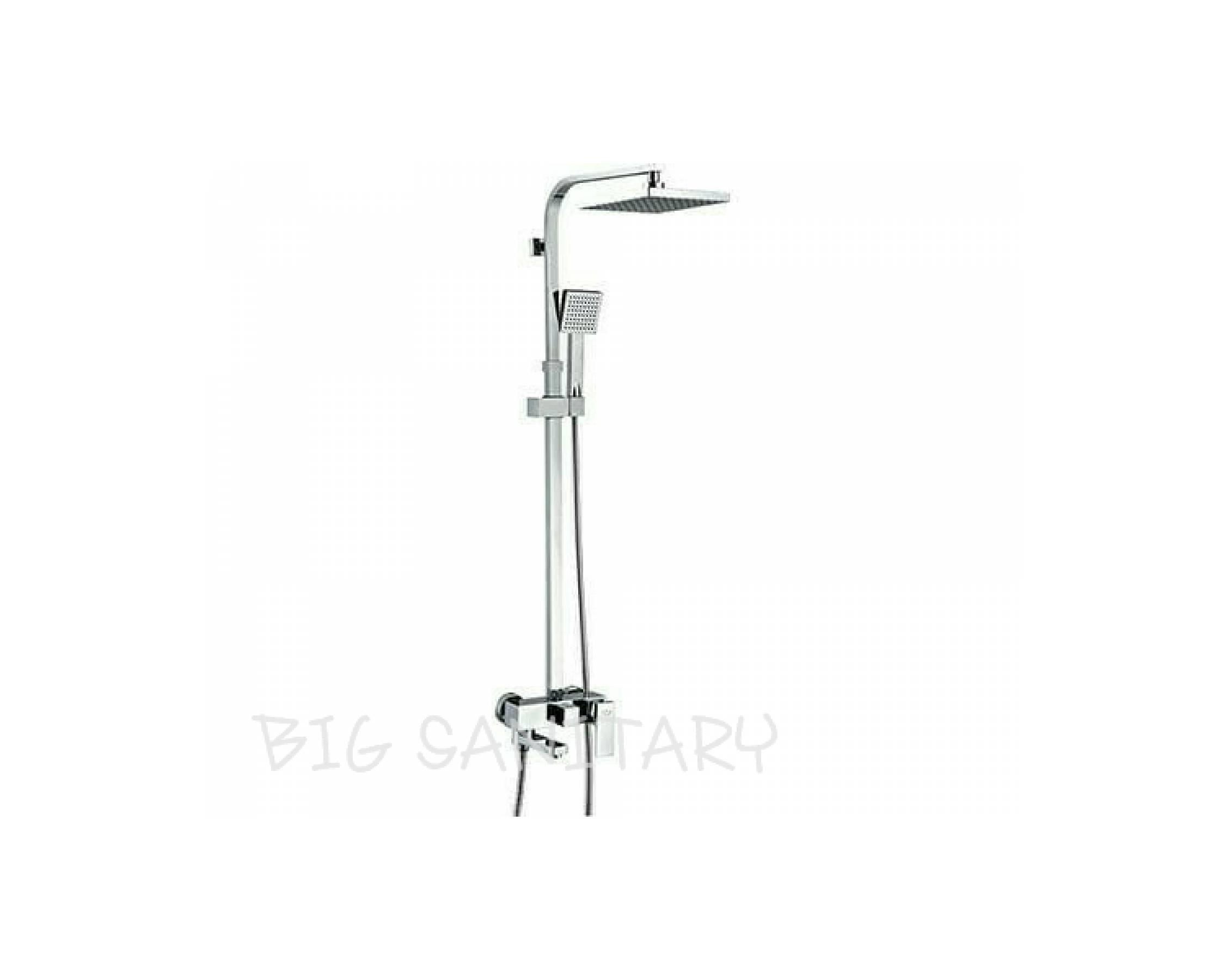 Shower Column Set Minimalis/Kran Tiang Model TOTO