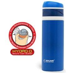 Ulasan Lengkap Tentang Shuma S S Vacuum Sport Bottle Hydro D 400 Ml Blue