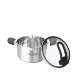 Jual Shuma Stainless Steel Dutch Oven Elena 20 Cm 3 L Silver North Sumatra