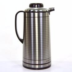 Harga Sigma Termos Vacum Jug 1 6 Liter Silver Brown Termos Tuang Air Panas Paling Murah