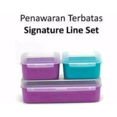 Toko Signature Line Set Tupperware Online