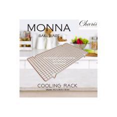 Promo Signora Monna Bakeware Cooling Rack Rak Kue 4711 Terbaru