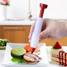 Jual Beli Pena Silikon Food Writing Coklat Kue Dekorasi Fondant Alat Dapur Intl Baru Tiongkok