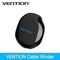 Gaya Sederhana Tahan Lama Otomatis Headphone Kabel USB Winder Kabel Organizer-Internasional