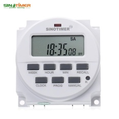 SINOTIMER 220 V Digital Serbaguna Kontrol Diprogram Power Timer Switch-Intl