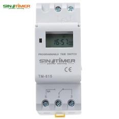 Harga Sinotimer Mikrokomputer Time Switch Kontrol Diprogram Power Timer Intl