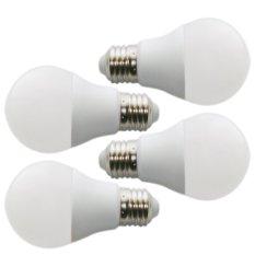 Harga Sip Lite Cahaya Terang Bohlam Lampu Led Globe 60Mm S 5 Watt X 4 Pcs Seken