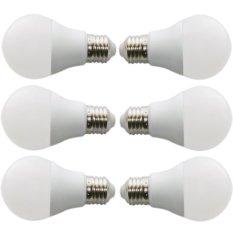 Harga Sip Lite Cahaya Terang Bohlam Lampu Led Globe 60Mm S 5 Watt X 6 Pcs Siplite