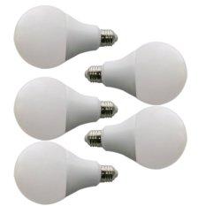 Harga Termurah Sip Lite Cahaya Terang Bohlam Lampu Led Globe 70Mm S 7 Watt Putih X 5 Pcs