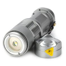 Toko Sipik Sk 68 260 Lumen 1 Mode Putih Cahaya Senter Zoom 1 X Aa Online Terpercaya
