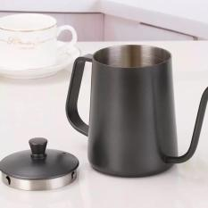 SK Gooseneck Pour Over Drip Kettle - Matte Black