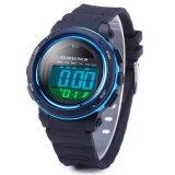 Harga Skmei 1096 5Atm Water Resistant Solar Power Led Sports Watch With Backlight Alarm Intl Yang Murah
