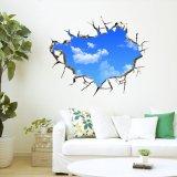 Sky Cloud Kreatif 3D Wallpaper Room Adornment Bedroom Wall Sticker Original