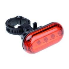 Toko Small Colorful Bicycle Taillights Safety Light Lampu Sepeda Black Online Jawa Tengah