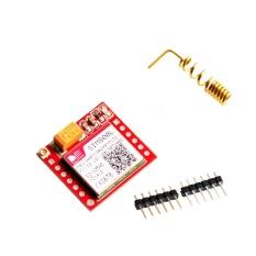 Harga Terkecil Sim800L Gprs Gsm Modul Kartu Microsim Core Board Quad Band Ttl Serial Port Intl Branded