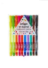 Jual Smiggle Tri Barrel Pen Set Smiggle Ori