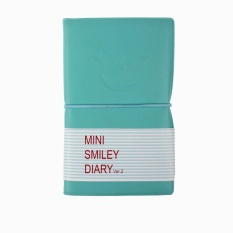 Hanyu Mini Smiley Diary Notebook Memo Buku Kulit Tebal Catatan Bantalan Stationery Pocketbook Acak Warna. IDR 46,000 IDR46000. View Detail. Buku Harian ...