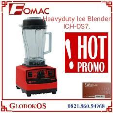Smoothie Ice Blender / Es Blender / Jus / Heavy Duty Blender Fomac - Tfhaiv