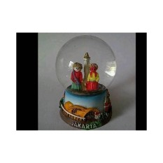 Jual Snow Globe Seri Indonesia Multi Branded