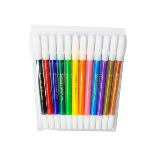 jual snowman coloured marker pw 12a 12 pc set 1 set