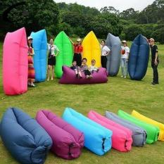 Sofa Angin Kasur Angin Sofa Malas Lazy air Inflatable Bed