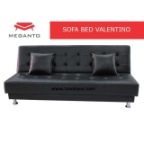 Beli Sofa Bed Valenza Warna Hitam Oscar Kredit