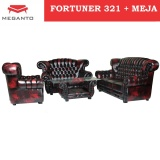 Jual Sofa Fortuner 321 Meja Tamu Simpati Branded
