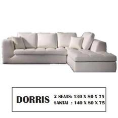 SOFA L KEVIN DORRIS 2.ST