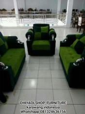 sofa L sudut dhiya furniture