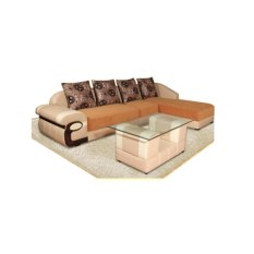 Sofa Minimalis L Viena Dengan Meja