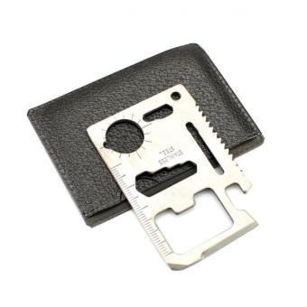 Sohoku Multi Fungsi Mini Tool Card (Silver)